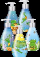 Frosch Ухаживающее детское жидкое мыло 300 мл