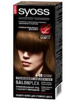 Syoss 4-88 карамельный каштановый крем-краска для волос