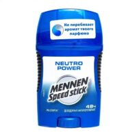 MENNEN Speed stick neutro power стик Дезодорант 50 гр