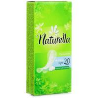 Naturella camomile Light ежедневные Прокладки 20 шт