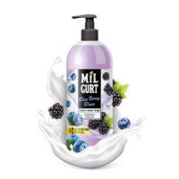 Mil Gurt голубика и ежевика в йогурте ухаживающее Жидкое крем-мыло 1000 мл