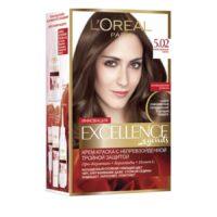 Loreal EXCELLENCE Creme 5.02 Обольстительный каштан Крем-краска для волос
