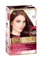 Loreal EXCELLENCE Creme 4.15 Морозный шоколад Крем-краска для волос