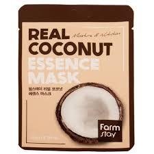 Farm Stay RAEL Coconut с эссенцией кокоса Тканевая маска для лица