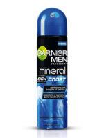Garnier Men mineral спорт 96 ч спрей Дезодорант 150 мл