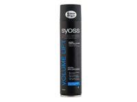 SYOSS Volume Lift 4 экстрасильная фиксация Лак для волос 400 мл