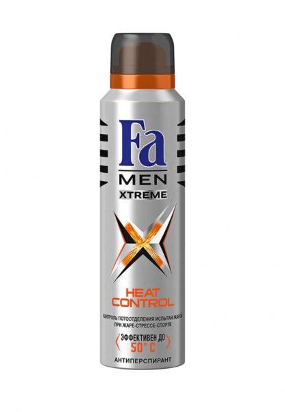 Fа MEN Xtreme Heat control спрей Дезодорант 150 мл