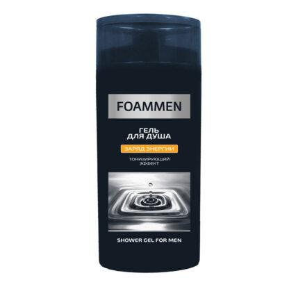 FoamMem Заряд энергии Гель для душа 250 мл