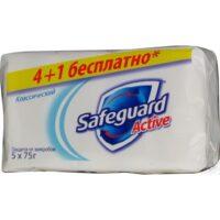 SAFEGUARD экопак Классическое Мыло  5*75 гр