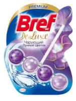 BREF De-Luxe Чарующий лунный цветок Чистящее средство для унитаза 50 г
