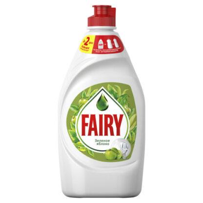 FAIRY Зеленое яблоко средство для мытья посуды 450 мл