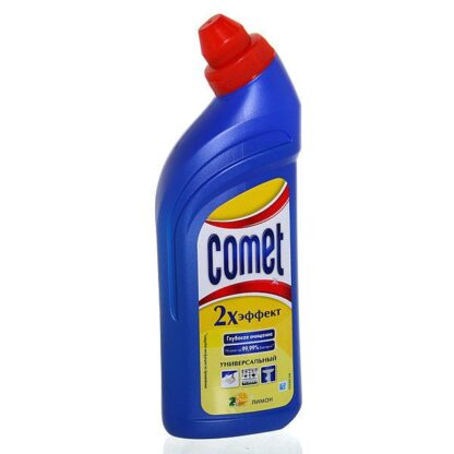 Comet Чистящий гель 2-х эффект 500мл