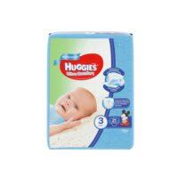 Huggies Ultra comfort подгузники для мальчиков 3 (5-9 кг) 21 шт