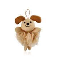 Bambolina Собачка 2+ детская мочалка для тела