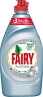 FAIRY Platinum Ледяная свежесть средство для мытья посуды 430 мл