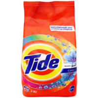 TIDE Color Lenor Touch of Scent автомат Порошок 3 кг