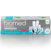Biomed calcimax укрепление и реминерализация эмали Натуральная Зубная паста 100 мл