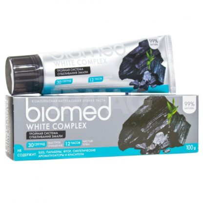 Biomed white complex Зубная паста 100 мл