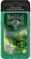Le Petit Marseillais сосна и эвкалипт 3 в 1 Увлажняет и Освежает Гель - шампунь для мужчин 250 мл