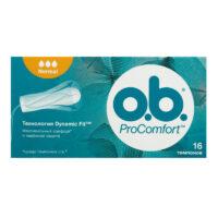 O.b. ProComfort Normal Тампоны 16 шт