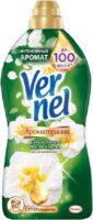Vernel АРОМА Белый Пион и Масло хлопка Кондиционер для белья 1