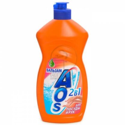 AOS бальзам 1 л средство для мытья посуды