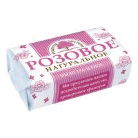Рецепты чистоты Розовое Натуральное туалетное Мыло 180 гр