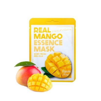 Farm Stay REAL Mango с эссенцией манго тканевая Маска для лица