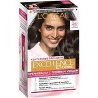 Loreal EXCELLENCE Creme 200 Темно-коричневый Крем-краска для волос