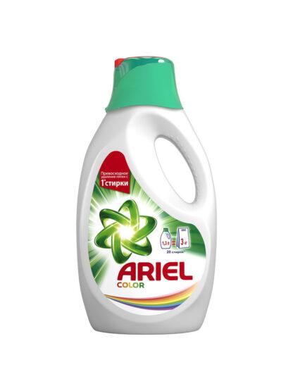 ARIEL Color жидкое средство для стирки 1.3 л