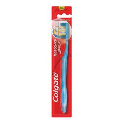 Colgate классика здоровья средней жесткости Зубная щетка