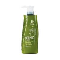Kerasys Naturing Nourishing с морскими минералами и оливковым маслом бальзам-ополаскиватель 500 мл