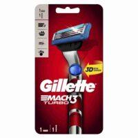 Gillette Mach3 Turbo 3d motion бритвенный станок со сменной кассетой