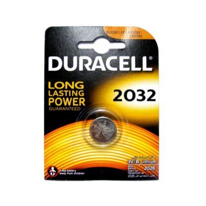 Duracell long lasting code: 2032  dl/cr 2032 литиевые батарейки (цена за 1 шт)