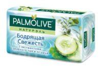 Palmolive Натурэль Бодрящая свежесть Зелен чай и Огурец Мыло 150гр