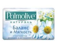 Palmolive Натурэль Баланс и мягкость Ромашка Мыло 150 гр